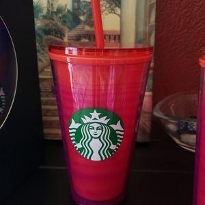 Starbucks tumbler grande